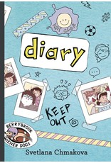 YEN PRESS DIARY GN BERRYBROOK SCHOOL