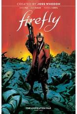 BOOM! STUDIOS FIREFLY UNIFICATION WAR HC VOL 02