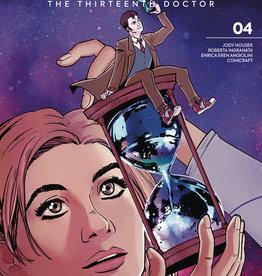 TITAN COMICS DOCTOR WHO 13TH SEASON TWO #4 CVR A ANWAR