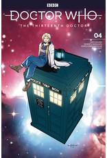 TITAN COMICS DOCTOR WHO 13TH SEASON TWO #4 CVR C COMICRAFT
