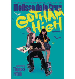 DC COMICS GOTHAM HIGH TP