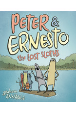 :01 FIRST SECOND PETER & ERNESTO LOST SLOTHS HC
