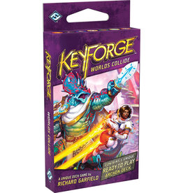 FANTASY FLIGHT GAMES KEYFORGE WORLDS COLLIDE ARCHON DECK
