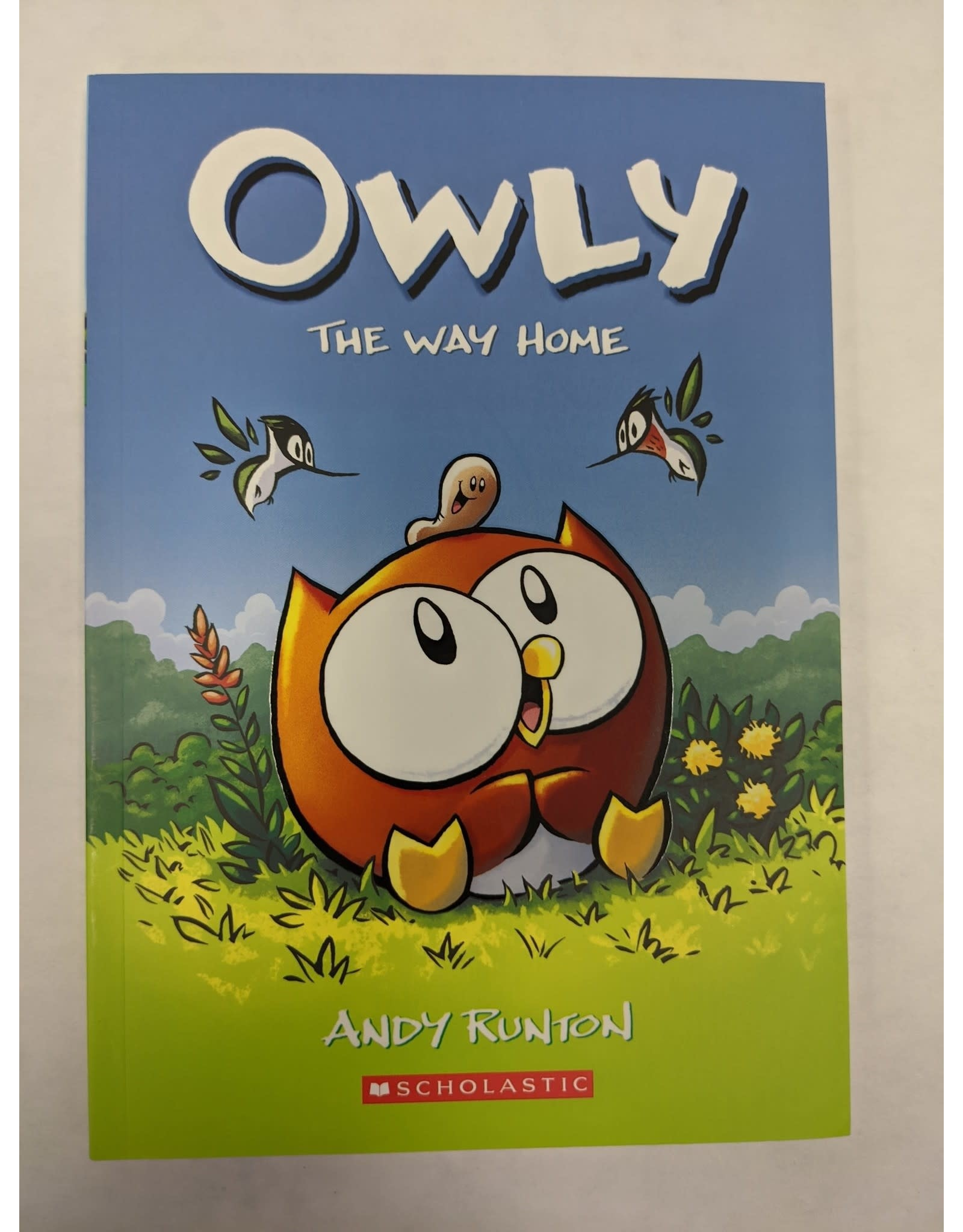 GRAPHIX OWLY COLOR ED GN VOL 01 WAY HOME