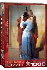 FRANCESCO HAYEZ THE KISS 1000 PIECE PUZZLE