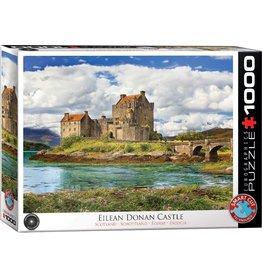 EILEAN DONAN CASTLE SCOTLAND 1000 PIECE PUZZLE
