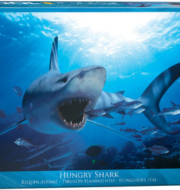HUNGRY SHARK 1000 PIECE PUZZLE