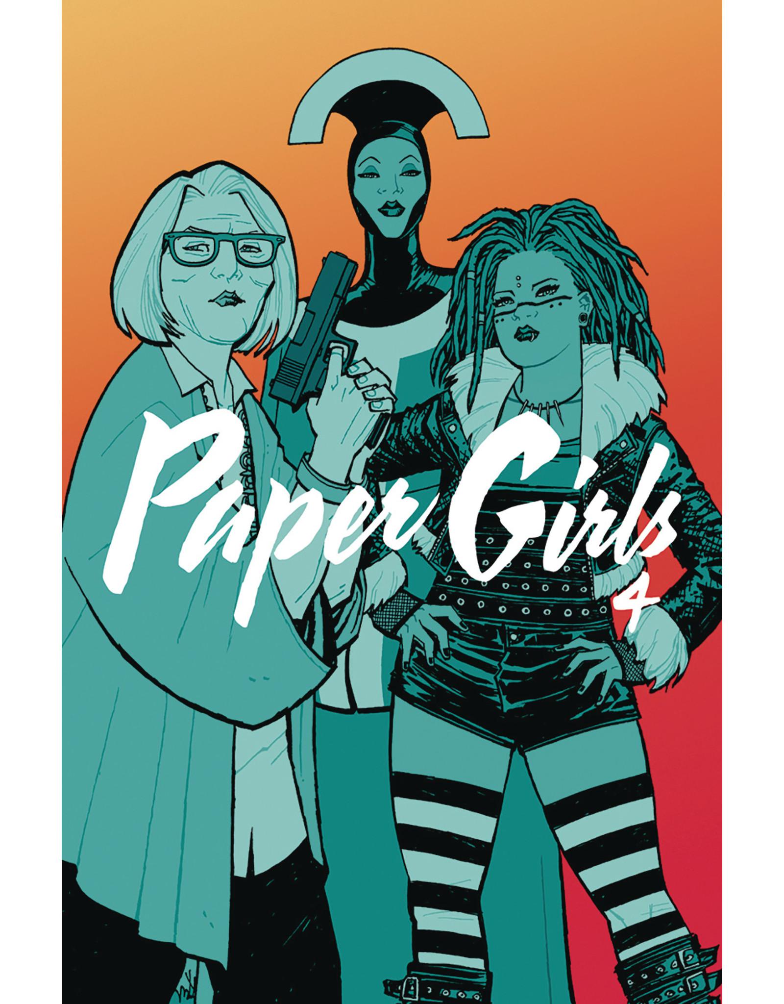 IMAGE COMICS PAPER GIRLS TP VOL 04