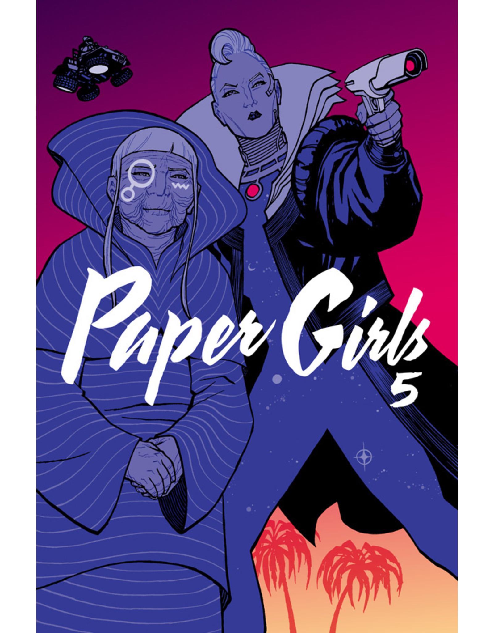 IMAGE COMICS PAPER GIRLS TP VOL 05