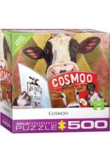 COSMOO 500 PIECE PUZZLE