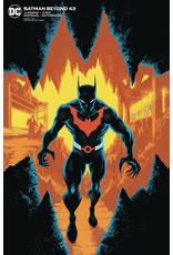 DC COMICS BATMAN BEYOND #43 FRANCIS MANAPUL VAR ED