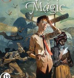 DC COMICS BOOKS OF MAGIC #19