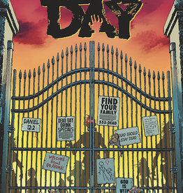 AFTERSHOCK COMICS DEAD DAY #1 CVR A CLARKE
