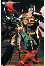 DC COMICS JUSTICE LEAGUE #45 DAN MORA VAR ED