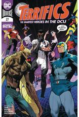 DC COMICS TERRIFICS #27