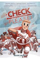 :01 FIRST SECOND CHECK PLEASE HOCKEY GN VOL 01