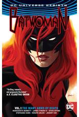 DC COMICS BATWOMAN TP VOL 01 THE MANY ARMS OF DEATH (REBIRTH)