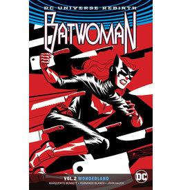 DC COMICS BATWOMAN TP VOL 02 WONDERLAND REBIRTH