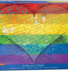LOVE & PRIDE 1000 PIECE PUZZLE