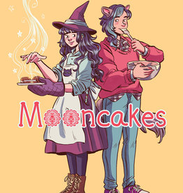 ONI PRESS INC. MOONCAKES GN