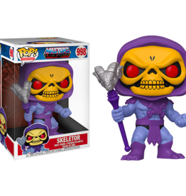 "FUNKO POP MASTERS OF THE UNIVERSE SKELETOR 10""  VINYL FIG"