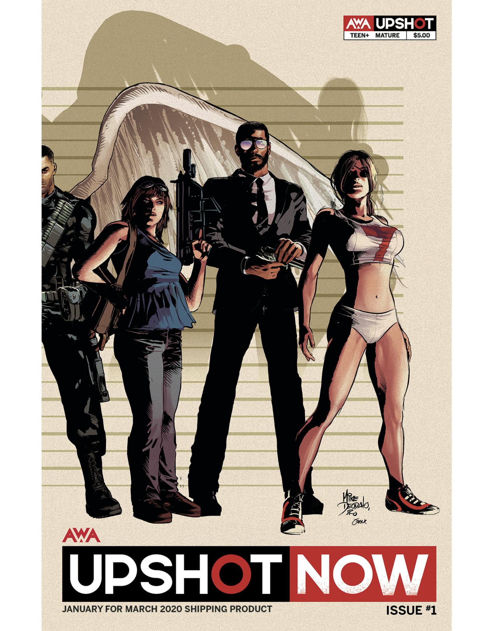UPSHOT NOW MAGAZINE #1