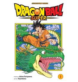 VIZ MEDIA LLC DRAGON BALL SUPER GN VOL 01