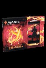 WIZARDS OF THE COAST MAGIC THE GATHERING CHANDRA SIGNATURE SPELLBOOK