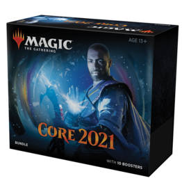 WIZARDS OF THE COAST MTG CORE 2021 BUNDLE