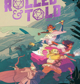 LION FORGE ROLLED AND TOLD HC VOL 01