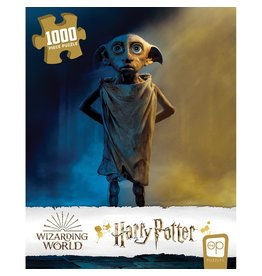 USAOPOLY HARRY POTTER DOBBY 1000 PIECE PUZZLE
