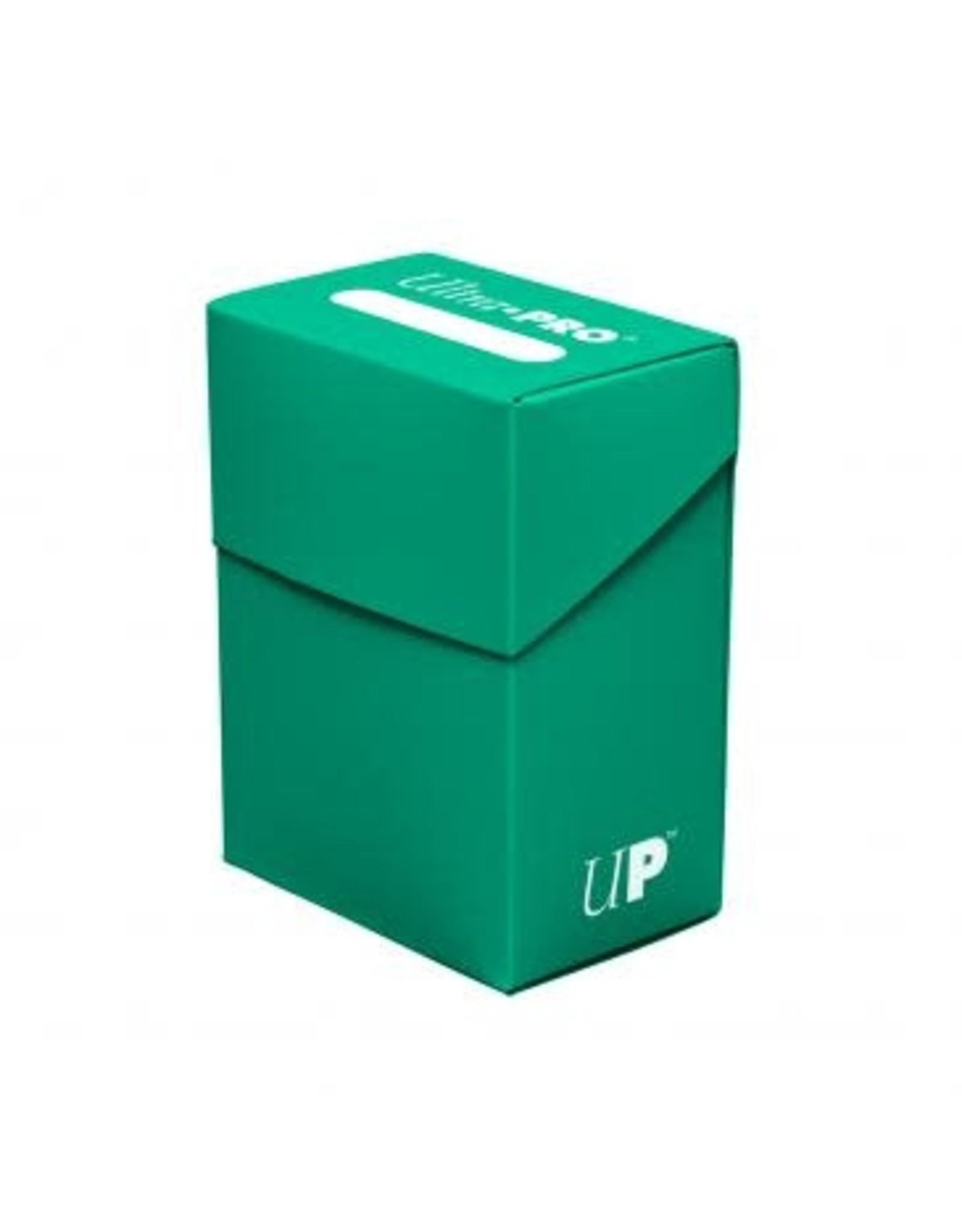 ULTRA PRO ULTRA PRO DECK BOX SOLID AQUA