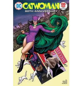 DC COMICS CATWOMAN 80TH ANNIV 100 PAGE SUPER SPECT #1 1970S FRANK CHO