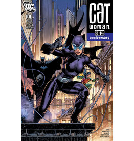 DC COMICS CATWOMAN 80TH ANNIV 100 PAGE SUPER SPECT #1 2000S JIM LEE VA