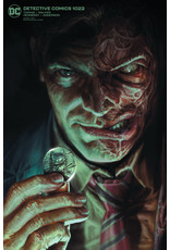 DC COMICS DETECTIVE COMICS #1022 CARD STOCK LEE BERMEJO VAR ED
