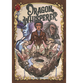 RED 5 COMICS DRAGON WHISPERER #2