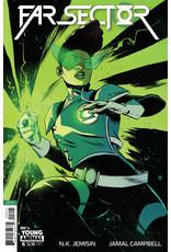 DC COMICS FAR SECTOR #6 (OF 12) SANFORD GREENE VAR ED