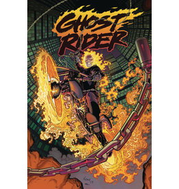MARVEL COMICS GHOST RIDER TP VOL 01 KING OF HELL