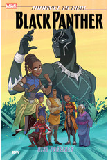 IDW PUBLISHING MARVEL ACTION BLACK PANTHER TP BOOK 02 RISE TOGETHER