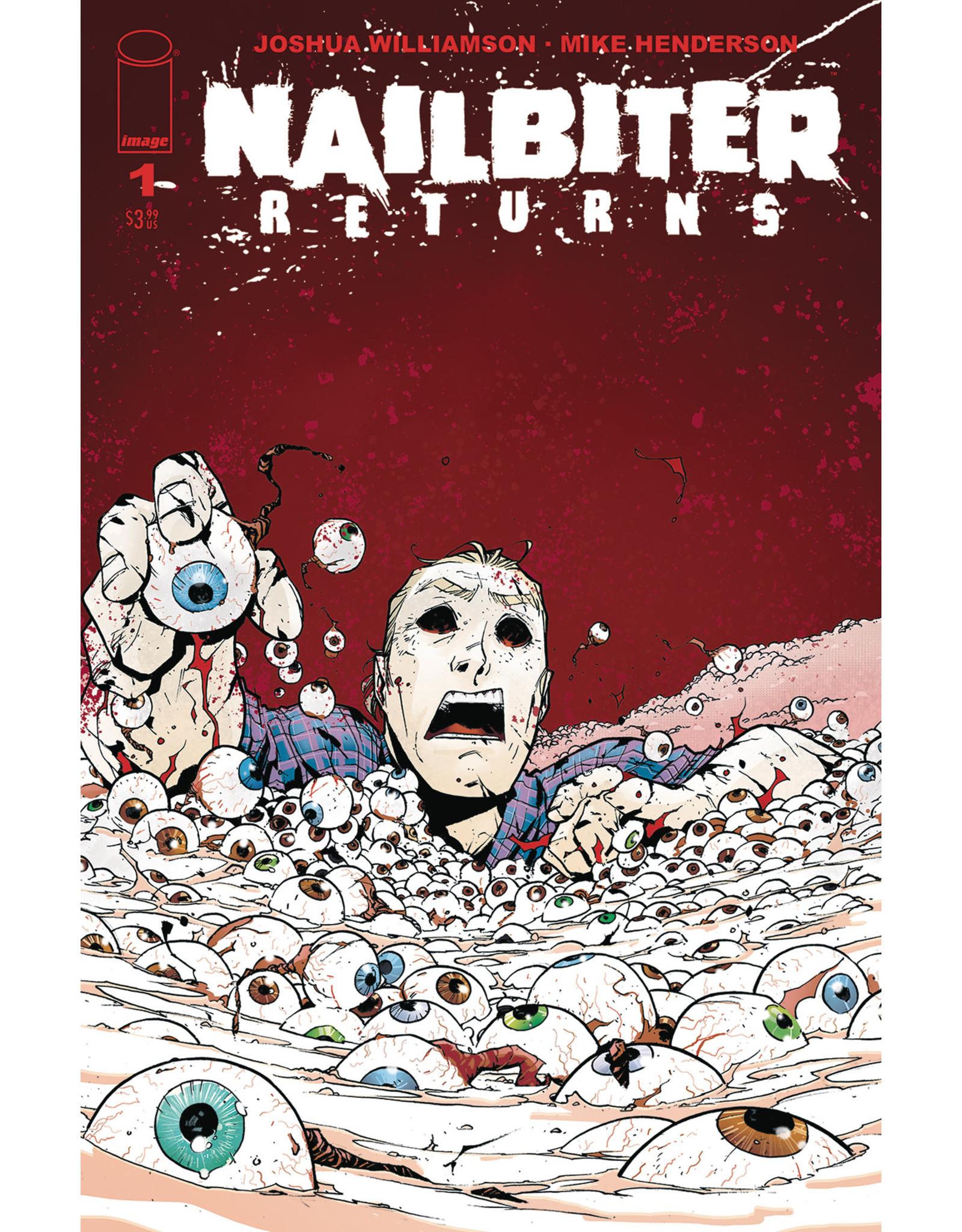 IMAGE COMICS NAILBITER RETURNS #1