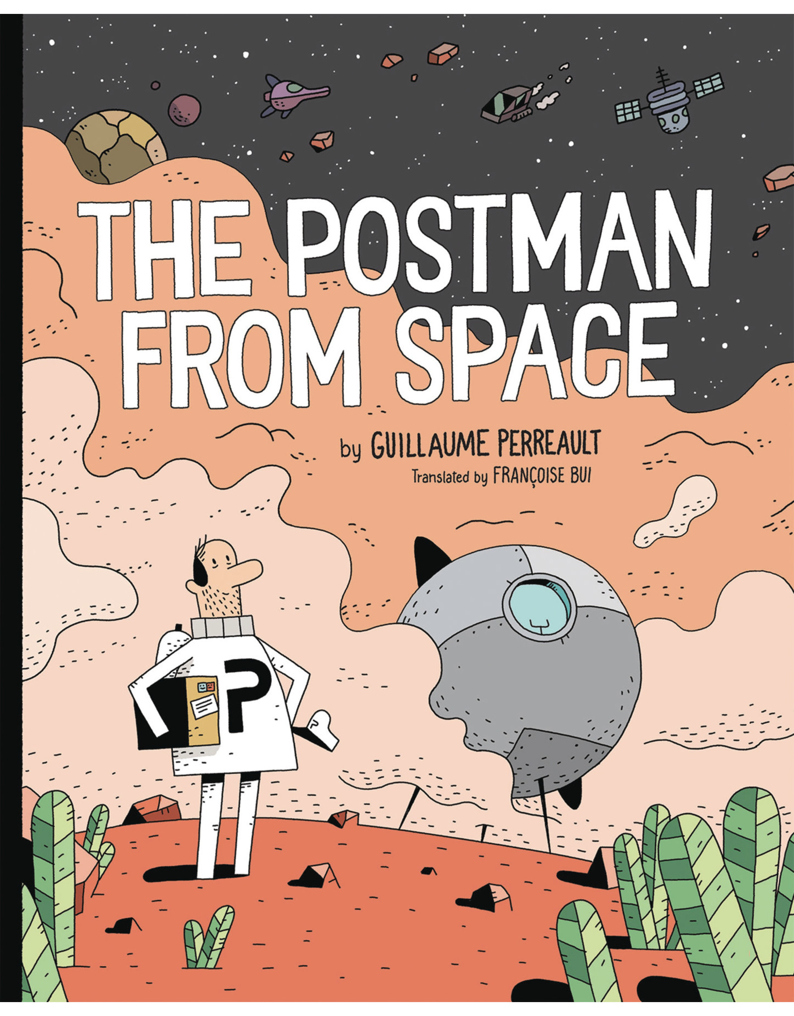 POSTMAN FROM SPACE GN