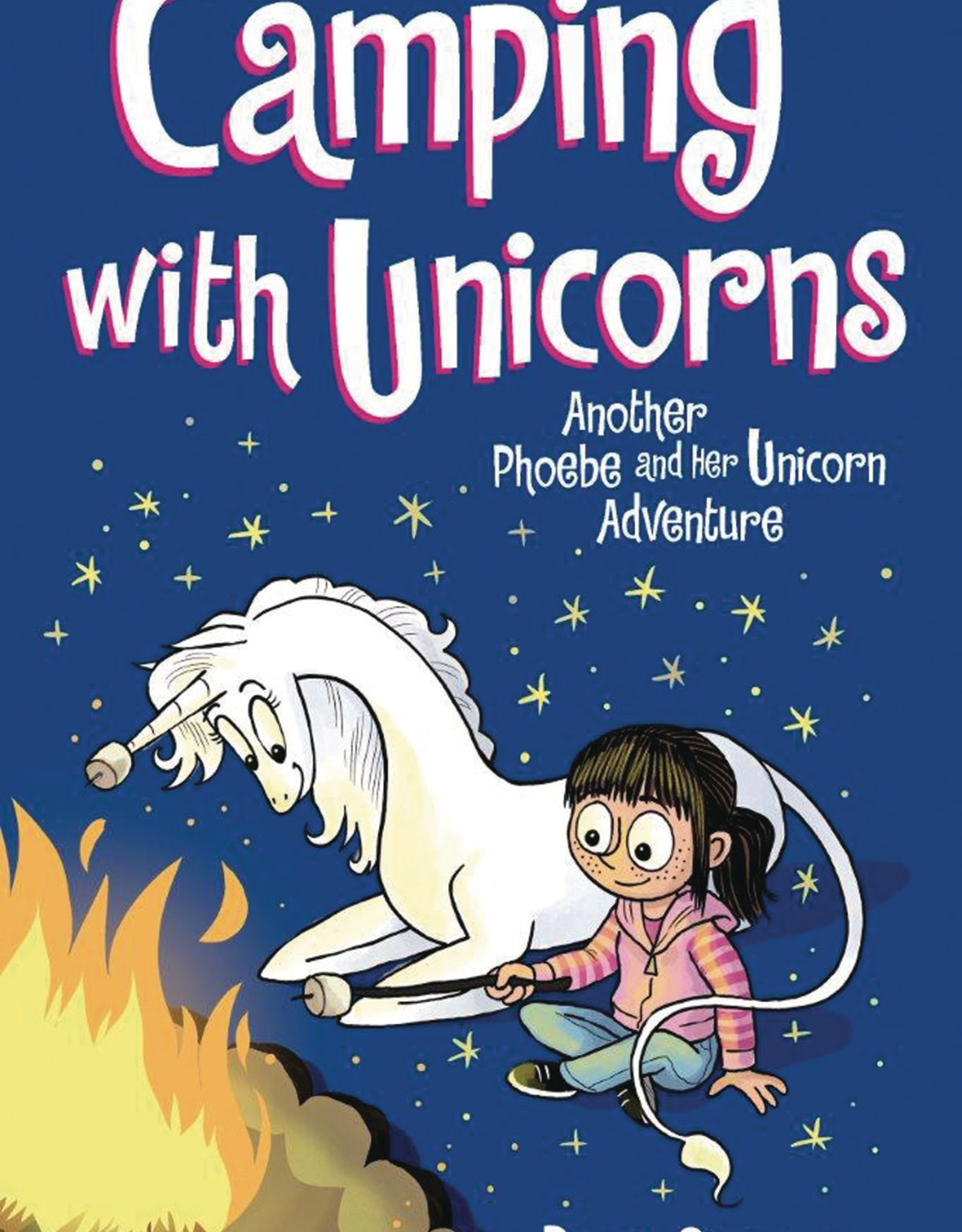 AMP! COMICS FOR KIDS PHOEBE & HER UNICORN GN VOL 11 CAMPING WITH UNCORNS