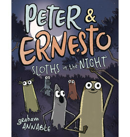 :01 FIRST SECOND PETER & ERNESTO SLOTHS IN THE NIGHT HC