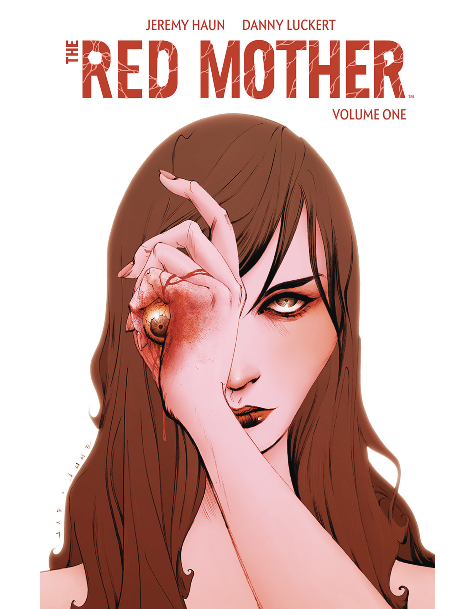 BOOM! STUDIOS RED MOTHER DISCOVER NOW ED TP VOL 01