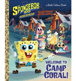 GOLDEN BOOKS SPONGEBOB MOVIE LITTLE GOLDEN BOOK