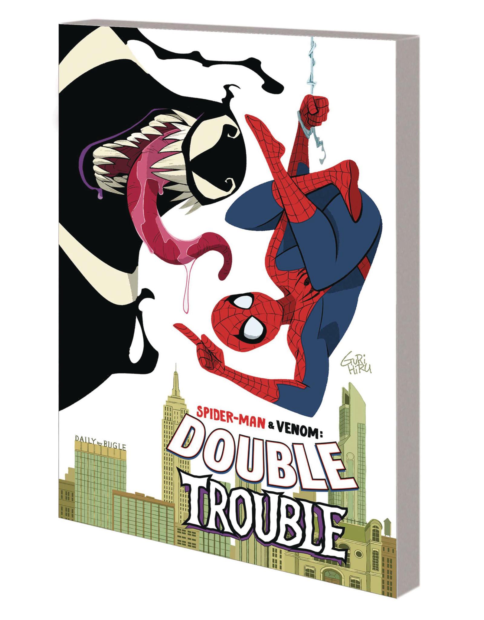 MARVEL COMICS SPIDER-MAN & VENOM DOUBLE TROUBLE GN TP