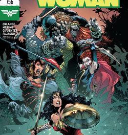 DC COMICS WONDER WOMAN #756