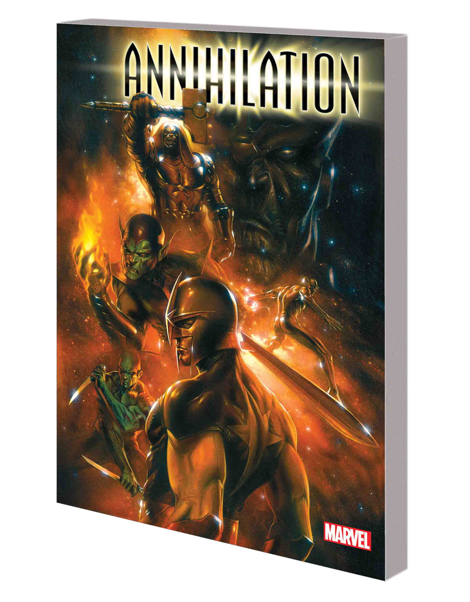 MARVEL COMICS ANNIHILATION TP VOL 01 COMPLETE COLLECTION