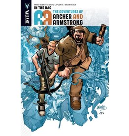 VALIANT ENTERTAINMENT LLC A&A ADV OF ARCHER & ARMSTRONG TP VOL 01 IN THE BAG