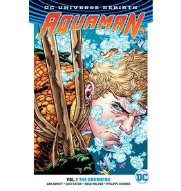 DC COMICS AQUAMAN TP VOL 01 THE DROWNING (REBIRTH)